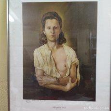 Coleccionismo de carteles: POSTER SALVADOR DALI GALARINA 1944-45 FOTO MELICOLOR FIGUERAS (2732/21). Lote 259774060