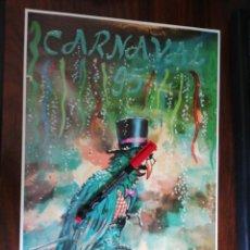 Coleccionismo de carteles: CARNAVAL 95. PONTEVEDRA (26,3CM X 39CM). Lote 263713720