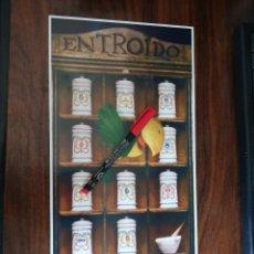 Coleccionismo de carteles: ENTROIDO 2004. PONTEVEDRA (19,5CM X 39CM). Lote 263713960
