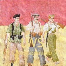 Collectionnisme d'affiches: LAS BRIGADAS INTERNACIONALES - CARTELES GUERRA CIVIL MILITAR POLITÍCOS. Lote 272987708