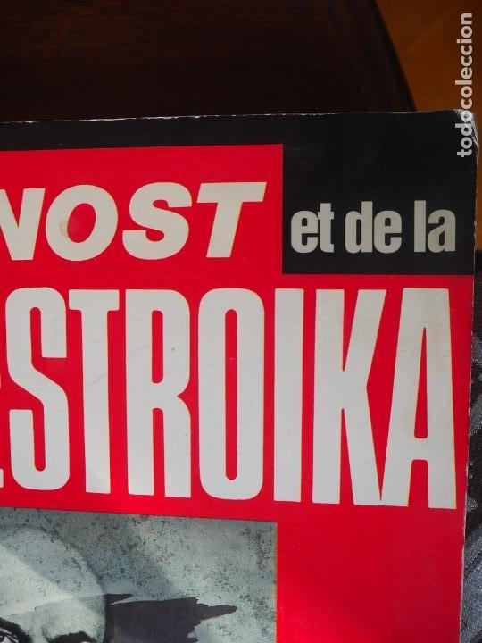 Coleccionismo de carteles: A. Yegorov. V. Litvinov. Les Affiches de la Glasnost et de la Perestroika. Impreso en URSS 1989. - Foto 2 - 289403538