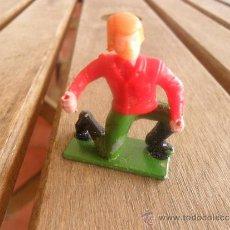 Reproductions Figurines d'Action: FIGURA EN METAL Y PLASTICO DE GUISVAL. Lote 34416627