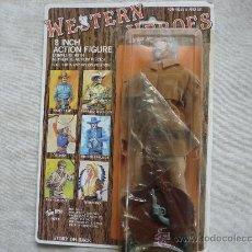 Reproducciones Figuras de Acción: BUFFALO BILL CODY WESTERN HEROES FABRICADO POR TIM MEE TOYS MADE IN HONG KONG COMPATIBLE MEGO. Lote 34770261