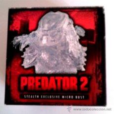 Reproducciones Figuras de Acción: BUSTO PREDATOR 2 (STEALTH EXCLUSIVE MICRO BUST) 10 CM. Lote 37488685