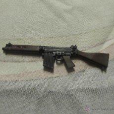 Reproducciones Figuras de Acción: M69 SUBFUSIL O FUSIL ARMA GEYPERMAN ACTION MAN EN GOMA. Lote 40258353