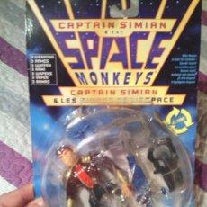 Reproducciones Figuras de Acción: SPACE MONKEYS CAPITAN SIMAN. Lote 42315949