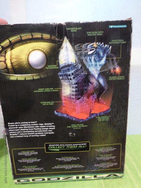 Reproducciones Figuras de Acción: Godzilla Bank - Insert coin for automatic attack - En su caja original - Nuevo a estrenar - - Foto 6 - 46001087