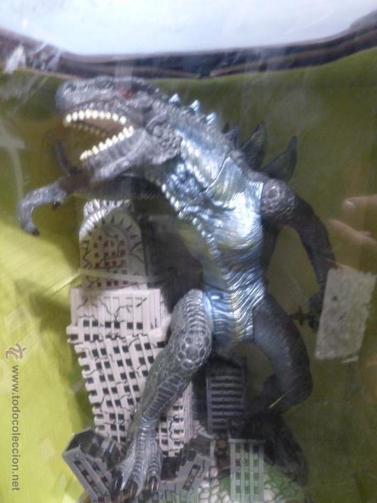 Reproducciones Figuras de Acción: Godzilla Bank - Insert coin for automatic attack - En su caja original - Nuevo a estrenar - - Foto 8 - 46001087