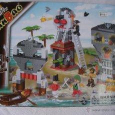 Reproducciones Figuras de Acción: CAJA PRECINTADA TIPO LEGO - PIRATAS - NUEVA SIN ABRIR. Lote 47394796