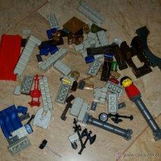 Reproducciones Figuras de Acción: LOTE PIEZAS SUELTAS MEGABLOCK (COMPATIBLE LEGO). Lote 50076785