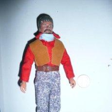 Reproducciones Figuras de Acción: FIGURA COWBOY PLASTICO. Lote 50676535