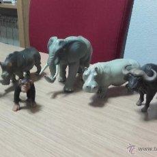 Reproducciones Figuras de Acción: LOTE COLECCIÓN ANIMALES AFRICANOS - DESCATALOGADOS. Lote 52536655
