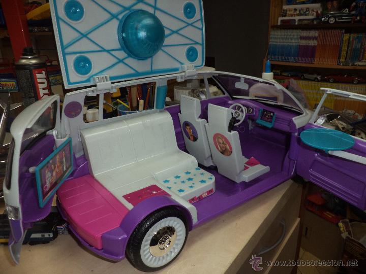 Reproducciones Figuras de Acción: Furgoneta autocaravana Volkswagen de Violetta.Disney. - Foto 2 - 53851544