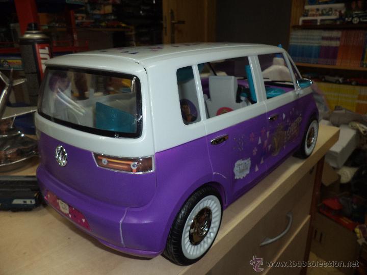 Reproducciones Figuras de Acción: Furgoneta autocaravana Volkswagen de Violetta.Disney. - Foto 6 - 53851544