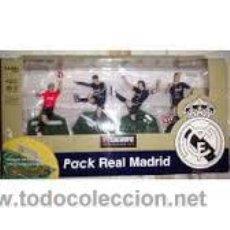 Reproducciones Figuras de Acción: PACK REAL MADRID FTCHAMPS. Lote 103717522