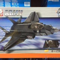 Reproducciones Figuras de Acción: SLUBAN ARMY. COMPATIBLE 100% CON LEGO (REF. M38-B0510: CAZA LIGHTNING 2). Lote 54109769