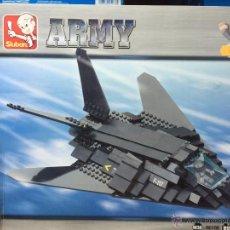 Reproducciones Figuras de Acción: SLUBAN ARMY. COMPATIBLE 100% CON LEGO (REF. M38-B0108: BOMBARDERO). Lote 54109783