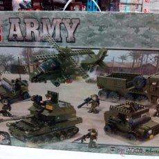 Reproducciones Figuras de Acción: SLUBAN ARMY. COMPATIBLE 100% CON LEGO (REF. M38-B0311: FUERZA CONJUNTA DE ASALTO). Lote 54188425