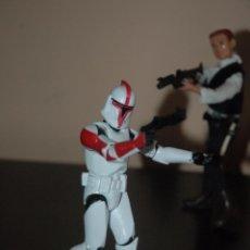 Reproductions Figurines d'Action: CAZARECOMPENSAS JANGO FETT STAR WAR PARA MADELMAN MDE CON PISTOLA LASER. Lote 54631606