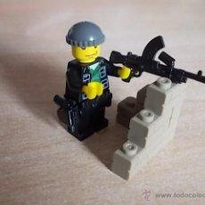 Reproducciones Figuras de Acción: LOTE SOLDADOS / FUERZAS ESPECIALES / EJERCITO / MINIFIGURAS CUSTOM LEGO COMPATIBLES. Lote 55075436