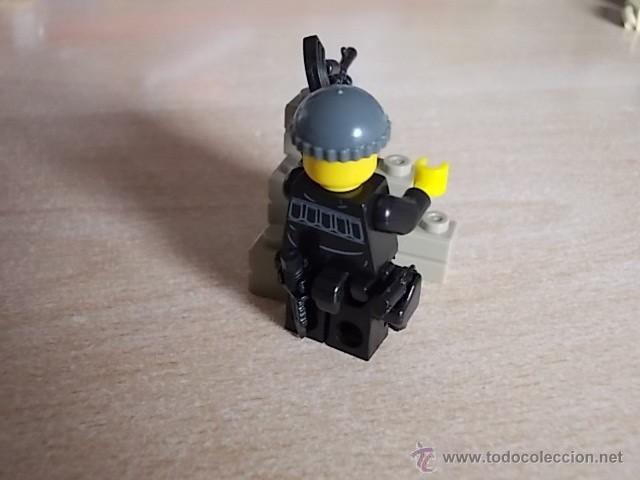 Reproducciones Figuras de Acción: LOTE SOLDADOS / FUERZAS ESPECIALES / EJERCITO / MINIFIGURAS CUSTOM LEGO COMPATIBLES - Foto 2 - 55075436