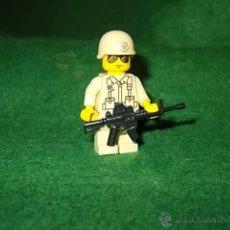 Reproducciones Figuras de Acción: LOTE SOLDADOS / FUERZAS ESPECIALES / EJERCITO / MINIFIGURAS CUSTOM LEGO COMPATIBLES. Lote 55075702
