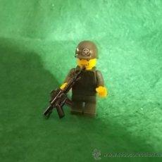 Reproducciones Figuras de Acción: LOTE SOLDADOS / FUERZAS ESPECIALES / EJERCITO / MINIFIGURAS CUSTOM LEGO COMPATIBLES. Lote 55075807