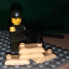 Reproducciones Figuras de Acción: LOTE SOLDADOS / FUERZAS ESPECIALES / EJERCITO / MINIFIGURAS CUSTOM LEGO COMPATIBLES. Lote 55076610