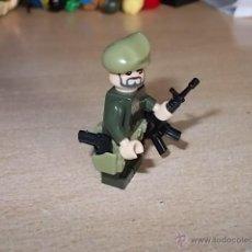 Reproducciones Figuras de Acción: LOTE SOLDADOS / FUERZAS ESPECIALES / EJERCITO / MINIFIGURAS CUSTOM LEGO COMPATIBLES. Lote 55076742
