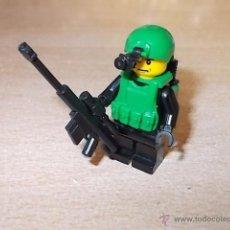 Reproducciones Figuras de Acción: LOTE SOLDADOS / FUERZAS ESPECIALES / EJERCITO / MINIFIGURAS CUSTOM LEGO COMPATIBLES. Lote 55076770