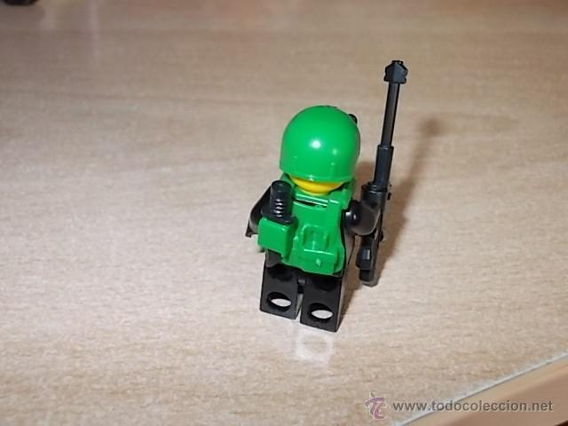 Reproducciones Figuras de Acción: LOTE SOLDADOS / FUERZAS ESPECIALES / EJERCITO / MINIFIGURAS CUSTOM LEGO COMPATIBLES - Foto 2 - 55076770