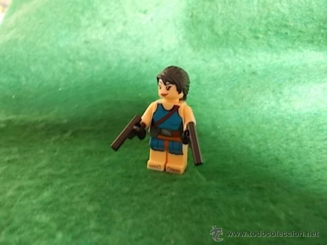 Reproducciones Figuras de Acción: LARA CROFT - TOM RAIDER - MINIFIGURAS CUSTOM LEGO COMPATIBLES - Foto 2 - 55076982