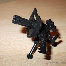 Reproducciones Figuras de Acción: LOTE AMETRALLADORA / EJERCITO / MINIFIGURAS CUSTOM LEGO COMPATIBLES. Lote 55077031