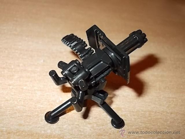 Reproducciones Figuras de Acción: LOTE AMETRALLADORA / EJERCITO / MINIFIGURAS CUSTOM LEGO COMPATIBLES - Foto 2 - 55077031