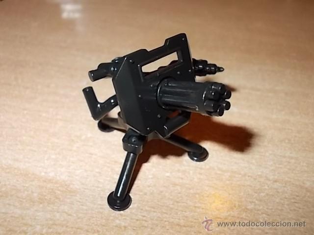Reproducciones Figuras de Acción: LOTE AMETRALLADORA / EJERCITO / MINIFIGURAS CUSTOM LEGO COMPATIBLES - Foto 3 - 55077031