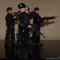 Reproducciones Figuras de Acción: MADELMAN MDE POLICIA AGENTE GEO OPERACIONES ESPECIALES. Lote 56590213