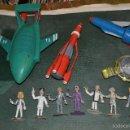 Reproducciones Figuras de Acción: NAVES Y FIGURAS THUNDERBIRD. Lote 56740317