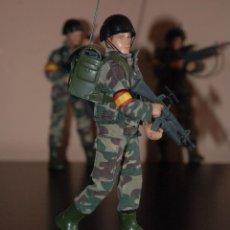 Reproducciones Figuras de Acción: MADELMAN MDE MILITAR COLECCION FUERZAS ARMADAS ESPAÑOLAS TELECOMUNICACIONES. Lote 56888759