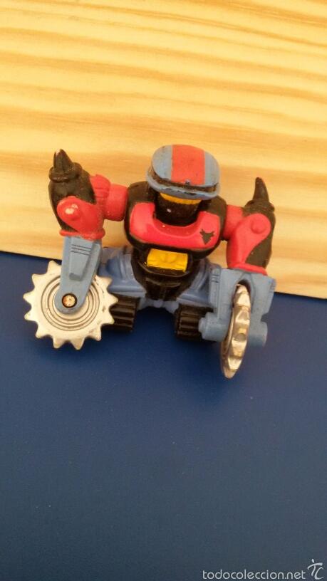 FIGURA ARTICULADA - ROBOT TRANSFORMERS (Juguetes - Reproducciones Figuras de Acción)