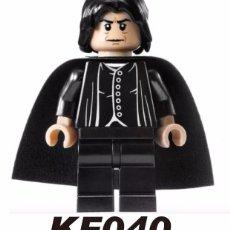 Reproducciones Figuras de Acción: FIGURA COMPATIBLE CON LEGO -- HARRY POTTER -- PROFESOR SNAKE --. Lote 58244279