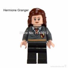 Reproducciones Figuras de Acción: FIGURA COMPATIBLE CON LEGO -- HARRY POTTER -- HERMIONE --. Lote 58244322