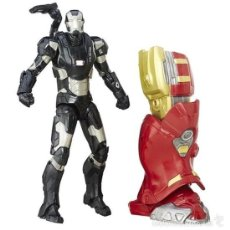 Reproducciones Figuras de Acción: WAR MACHINE (AVENGERS - AGE OF ULTRON). Lote 58281772
