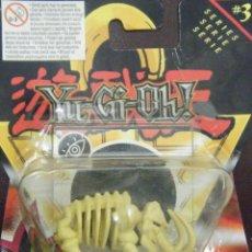 Reproductions Figurines d'Action: YU-GI-OH! MAMMOTH GRAVEYARD - FIGURA DE MATTEL MADE IN CHINA DE 2002 , MUÑ-170,2. Lote 213543182