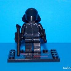 Reproducciones Figuras de Acción: STAR WARS STARKILLER TROOPER PRIMERA ORDEN EL DESPERTAR DE LA FUERZA MINIFIGURA TIPO COMPATIBLE LEGO. Lote 62689352