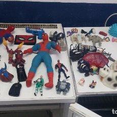 Reproducciones Figuras de Acción: GRAN LOTE DE MUÑECOS DE COMIC, FICCIÓN Y ACCIÓN. Lote 62707396