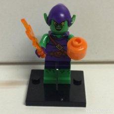 Reproducciones Figuras de Acción: MINIFIGURES SUPERHEROES DUENDE VERDE COMPATIBLE LEGO // D3. Lote 71436663