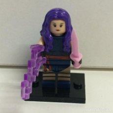 Reproducciones Figuras de Acción: MINIFIGURES X-MEN PSYLOCKE COMPATIBLE LEGO. Lote 63583744