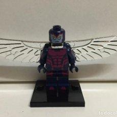 Reproducciones Figuras de Acción: MINIFIGURES X-MEN ARCANGEL COMPATIBLE LEGO. Lote 63583828