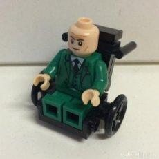 Reproducciones Figuras de Acción: MINIFIGURES X-MEN PROFESOR XAVIER COMPATIBLE LEGO. Lote 81049366