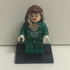 Reproducciones Figuras de Acción: MINIFIGURES X-MEN PICARA COMPATIBLE LEGO. Lote 63584436